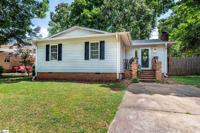 105 Prince Charming Drive, Greenville, SC 29617 (#1445854) :: DeYoung & Company