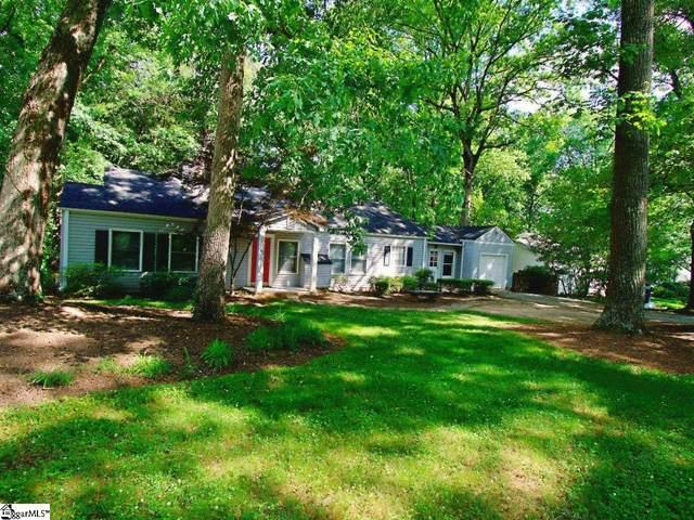 387 Forest Avenue, Spartanburg, SC 29302 (#1445857) :: Hamilton & Co. of Keller Williams Greenville Upstate