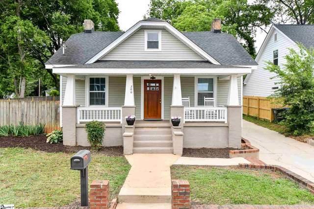 300 Jenkins Street, Greenville, SC 29601 (#1445895) :: Realty ONE Group Freedom
