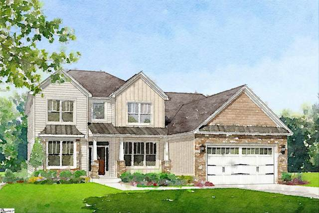 116 Rindge Road, Piedmont, SC 29673 (#1445896) :: Hamilton & Co. of Keller Williams Greenville Upstate