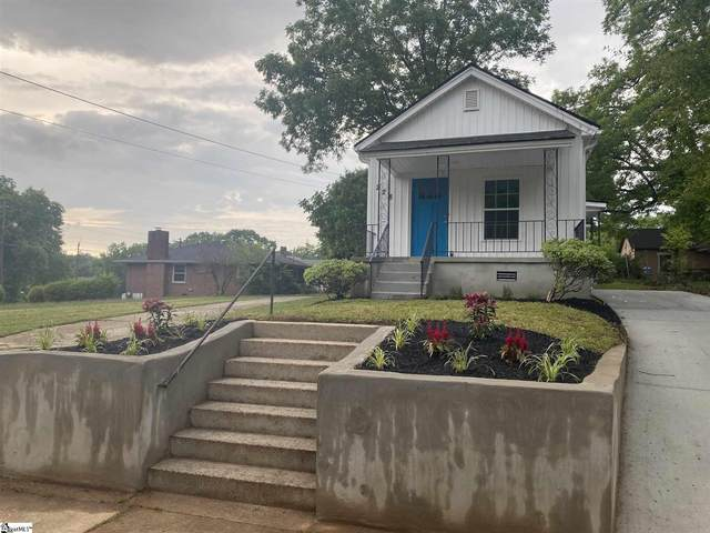 228 Daniels Street, Anderson, SC 29625 (#1445907) :: Coldwell Banker Caine