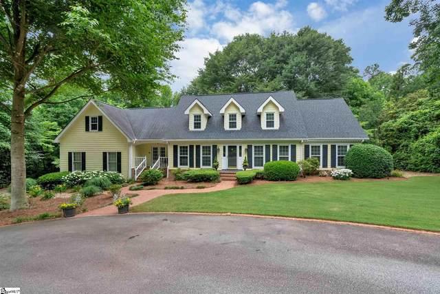 1720 Parkins Mill Road, Greenville, SC 29607 (#1445917) :: Expert Real Estate Team