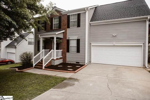 309 Hampton Ridge Drive, Greer, SC 29651 (#1445946) :: The Haro Group of Keller Williams