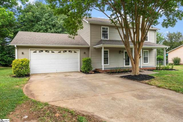 206 Camellia Lane, Simpsonville, SC 29681 (#1445989) :: Expert Real Estate Team