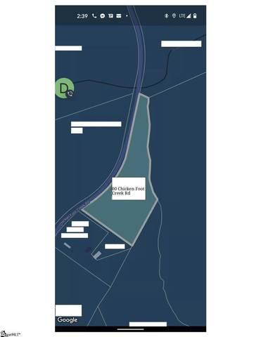 00 Chicken Foot Creek Road, Woodruff, SC 29388 (#1446039) :: The Haro Group of Keller Williams
