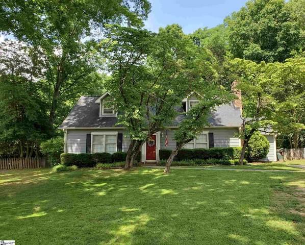 504 Gray Fox Square, Taylors, SC 29687 (#1446042) :: Expert Real Estate Team