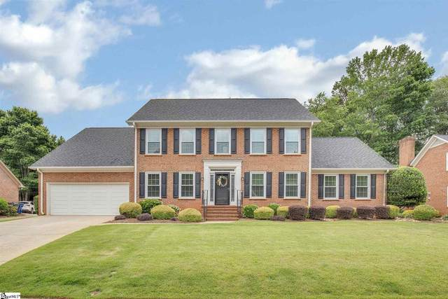 406 Sugar Mill Road, Greer, SC 29650 (#1446052) :: The Toates Team