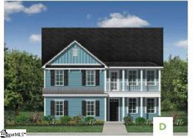 867 Orchard Valley Lane Lot 15, Boiling Springs, SC 29316 (#1446075) :: DeYoung & Company