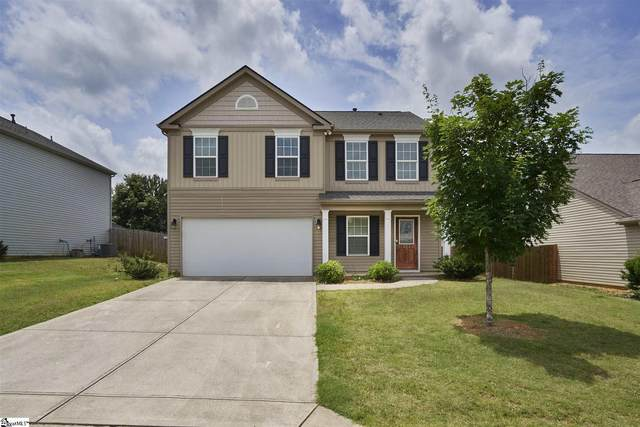321 Victory Lane, Moore, SC 29369 (#1446106) :: Coldwell Banker Caine