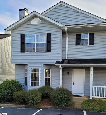 8 Hammett Grove Lane, Greer, SC 29650 (#1446127) :: Expert Real Estate Team