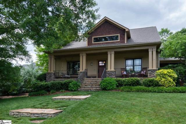 24 Allegheny Run, Simpsonville, SC 29681 (#1446151) :: Hamilton & Co. of Keller Williams Greenville Upstate