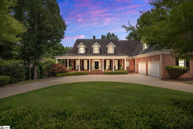 27 Lawson Way, Greenville, SC 29605 (#1446198) :: Coldwell Banker Caine