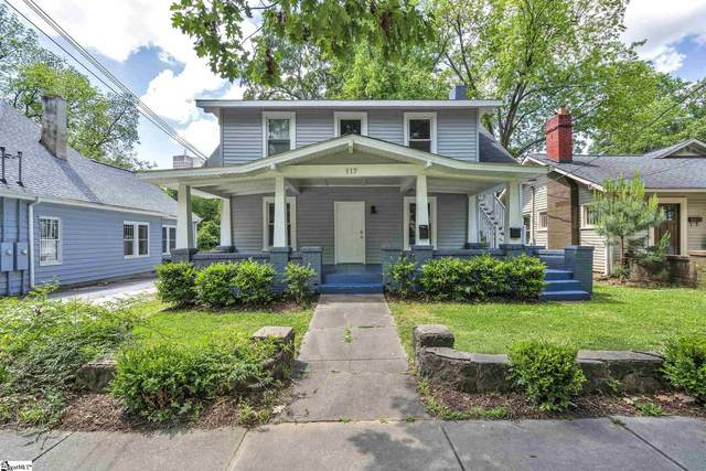 117 W Park Avenue, Greenville, SC 29601 (#1446255) :: The Haro Group of Keller Williams