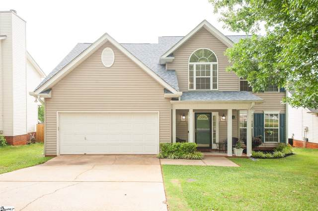 7 Valley Glen Court, Greer, SC 29650 (#1446265) :: Coldwell Banker Caine