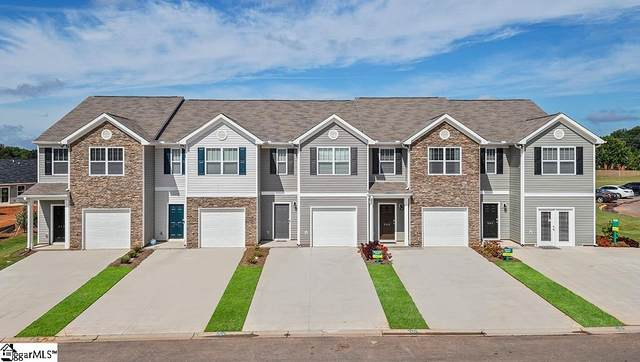 1372 Wunder Way Lot 105, Boiling Springs, SC 29316 (#1446297) :: The Robby Brady Team
