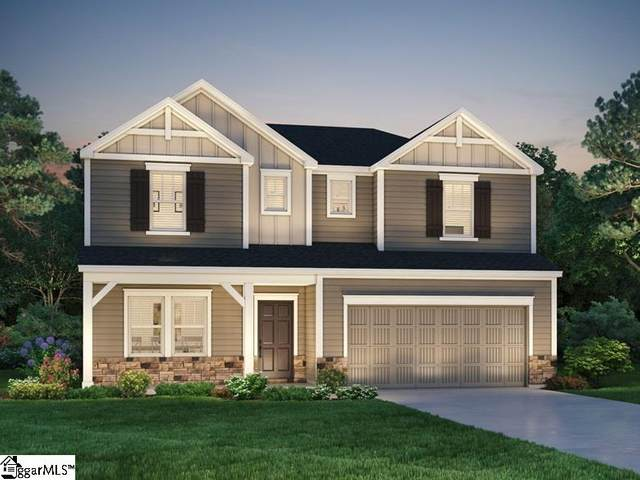 105 Graceful Sedge Way, Simpsonville, SC 29680 (#1446350) :: Realty ONE Group Freedom
