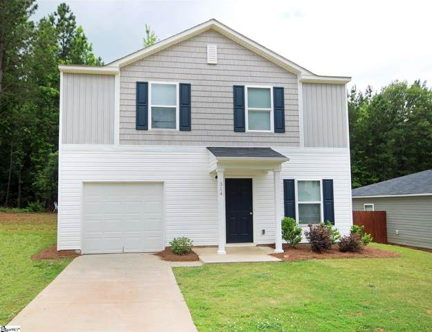 314 Cedar Ridge, Anderson, SC 29621 (#1446372) :: Expert Real Estate Team