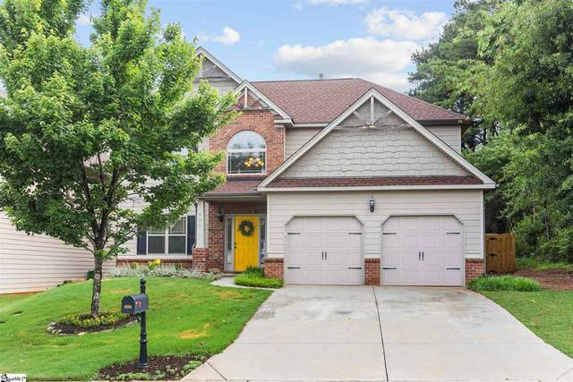 406 Jameswood Court, Greer, SC 29651 (#1446387) :: Coldwell Banker Caine