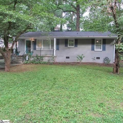 51 Kirkwood Lane, Greenville, SC 29607 (#1446407) :: The Haro Group of Keller Williams