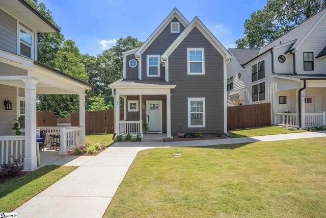 12 Ridge Knoll Circle, Greenville, SC 29607 (#1446422) :: Expert Real Estate Team
