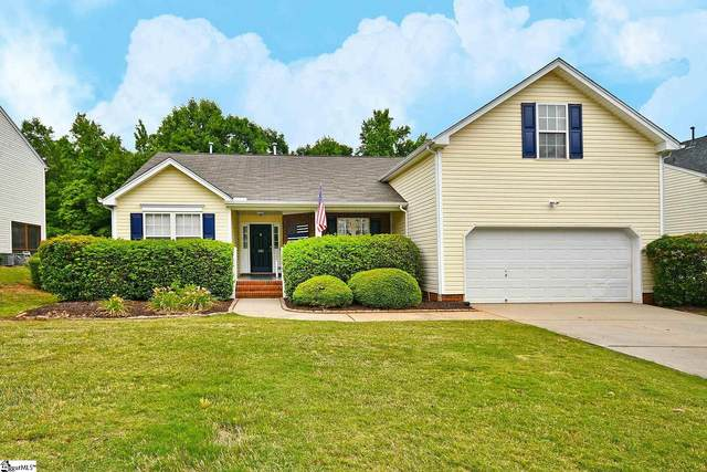 248 Bonnie Woods Drive, Greenville, SC 29605 (#1446423) :: Coldwell Banker Caine