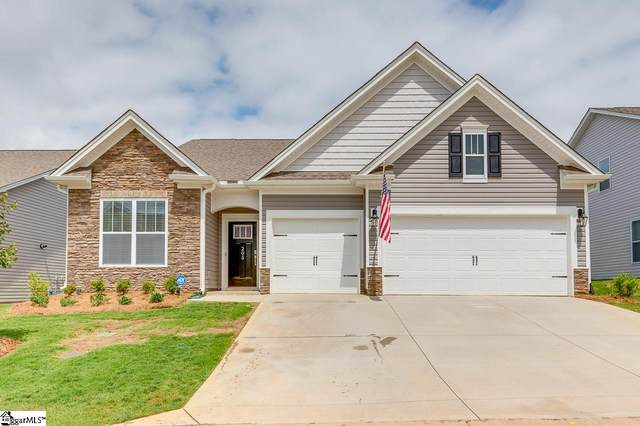 205 Yellow Fox Road, Greer, SC 29650 (#1446460) :: The Toates Team