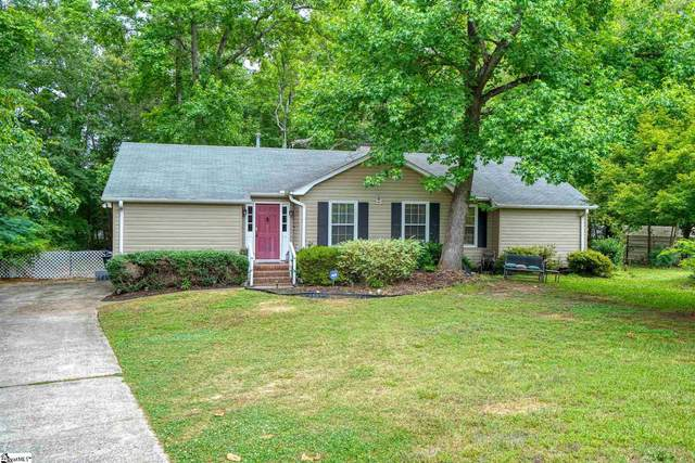 106 Frankfort Court, Simpsonville, SC 29681 (#1446462) :: Coldwell Banker Caine