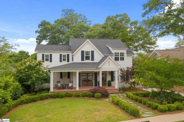 130 Capers Street, Greenville, SC 29605 (#1446471) :: Coldwell Banker Caine