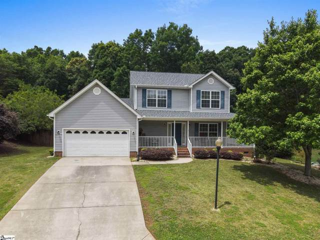 203 Corey Way, Travelers Rest, SC 29690 (#1446485) :: The Toates Team