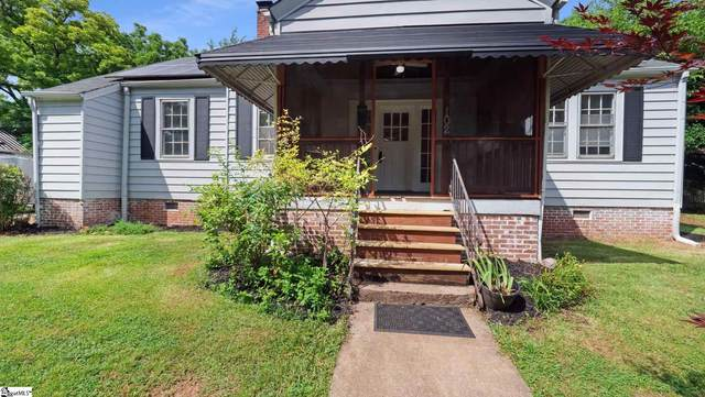 102 North Street, Taylors, SC 29687 (#1446496) :: Coldwell Banker Caine