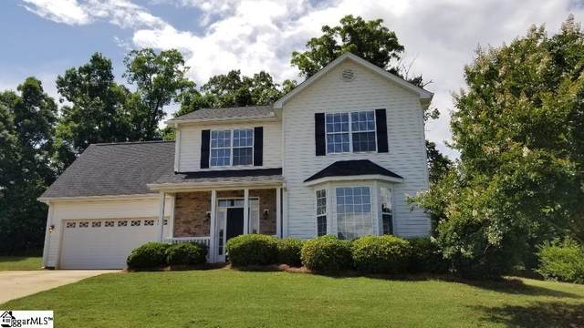 14 Camrose Drive, Greer, SC 29651 (#1446503) :: Expert Real Estate Team