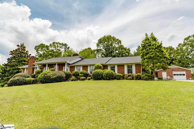 955 Chinquapin Road, Travelers Rest, SC 29690 (#1446520) :: Realty ONE Group Freedom