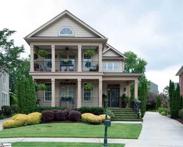 306 St. Helena Court, Greenville, SC 29607 (#1446521) :: Expert Real Estate Team