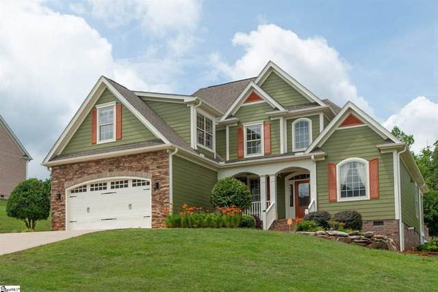 119 Elevation Court, Greer, SC 29651 (#1446523) :: The Toates Team