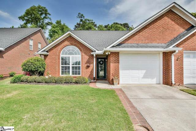 301 Dove Haven Drive, Simpsonville, SC 29681 (#1446533) :: Coldwell Banker Caine