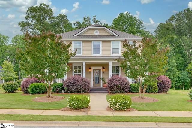 201 Grandmont Court, Greer, SC 29650 (#1446545) :: Expert Real Estate Team