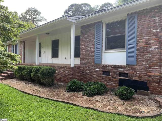 117 Hillbrook Drive, Spartanburg, SC 29307 (#1446563) :: Realty ONE Group Freedom