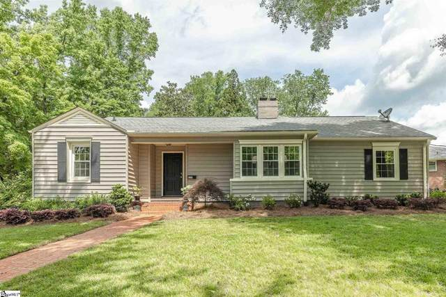 125 Dellwood Drive, Greenville, SC 29609 (#1446573) :: The Haro Group of Keller Williams