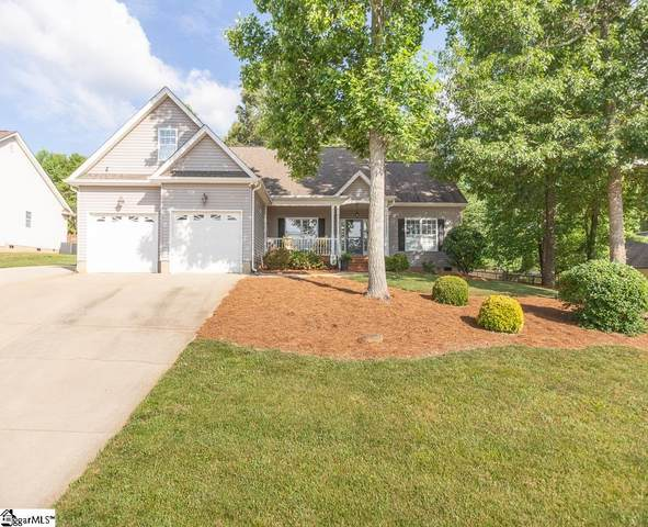405 Copper Court, Greer, SC 29651 (#1446578) :: The Toates Team