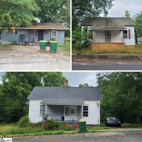 21 Smythe Street, Belton, SC 29627 (#1446583) :: Expert Real Estate Team