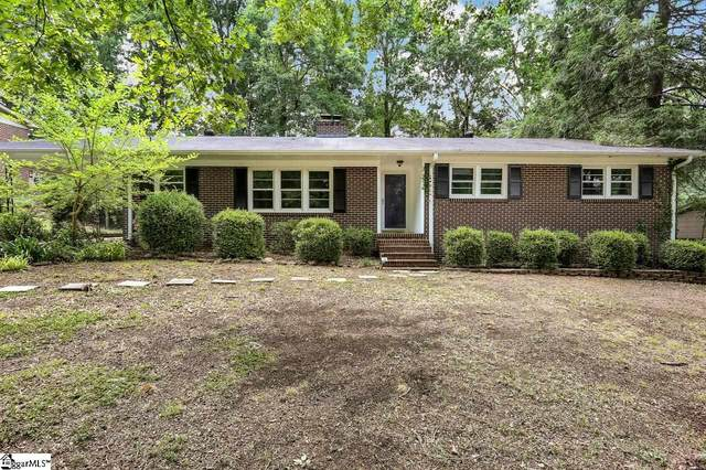 6 Shadydale Court, Greenville, SC 29615 (#1446585) :: DeYoung & Company