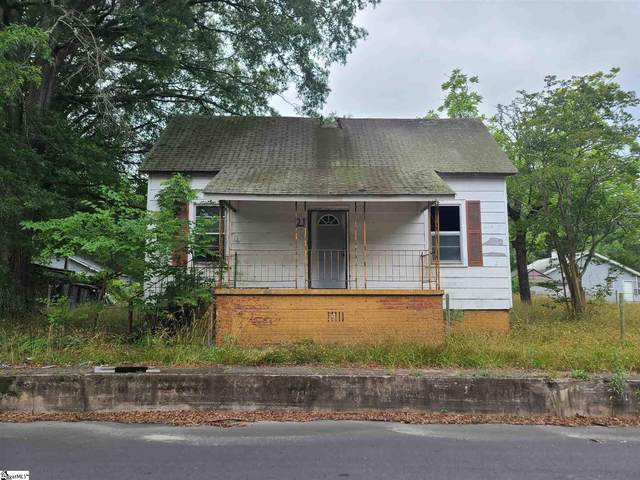21 Smythe Street, Belton, SC 29627 (#1446589) :: Expert Real Estate Team
