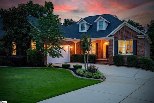 320 New Tarleton Way, Greer, SC 29651 (#1446591) :: Expert Real Estate Team