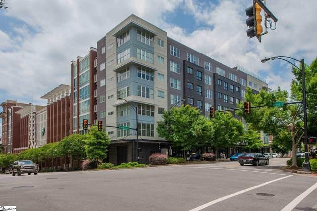 100 E Washington Street Unit 35, Greenville, SC 29601 (#1446595) :: Dabney & Partners