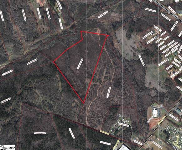 00 Pennell Road, Anderson, SC 29626 (#1446615) :: Expert Real Estate Team