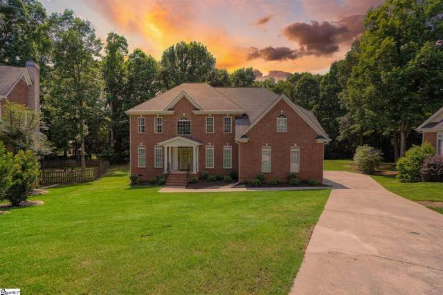 219 Winter Brook Lane, Simpsonville, SC 29681 (#1446619) :: Realty ONE Group Freedom