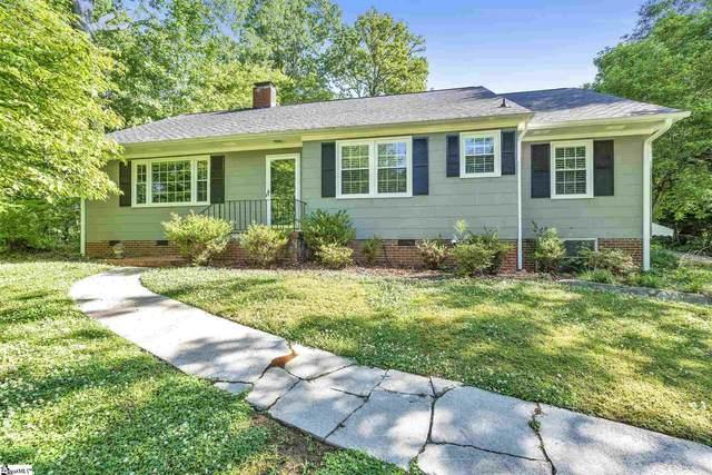 236 S Park Drive, Spartanburg, SC 29302 (#1446623) :: Hamilton & Co. of Keller Williams Greenville Upstate