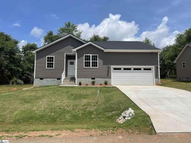 98 Prairie Lane, Anderson, SC 29624 (#1446626) :: Expert Real Estate Team