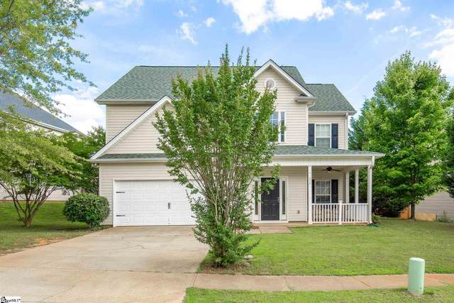820 Bayshore Lane, Moore, SC 29369 (#1446664) :: Coldwell Banker Caine