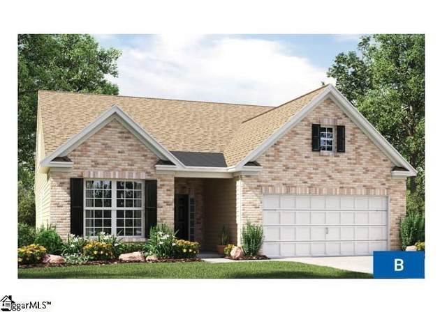 209 Double Crest Drive, Greer, SC 29687 (#1446670) :: The Toates Team